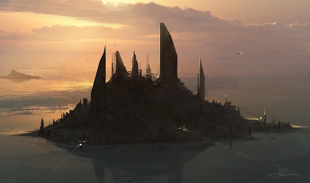 island by erenarik