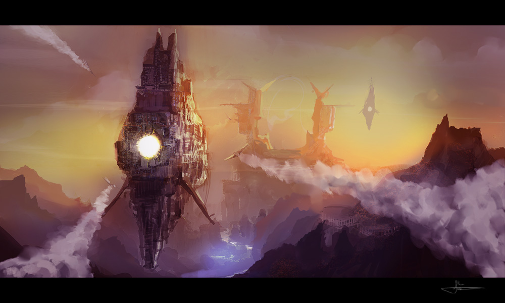 Speedpainting 41 by erenarik