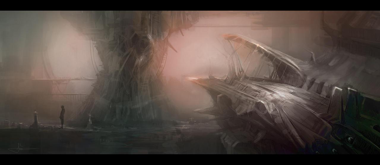 Speedpainting 42 by erenarik