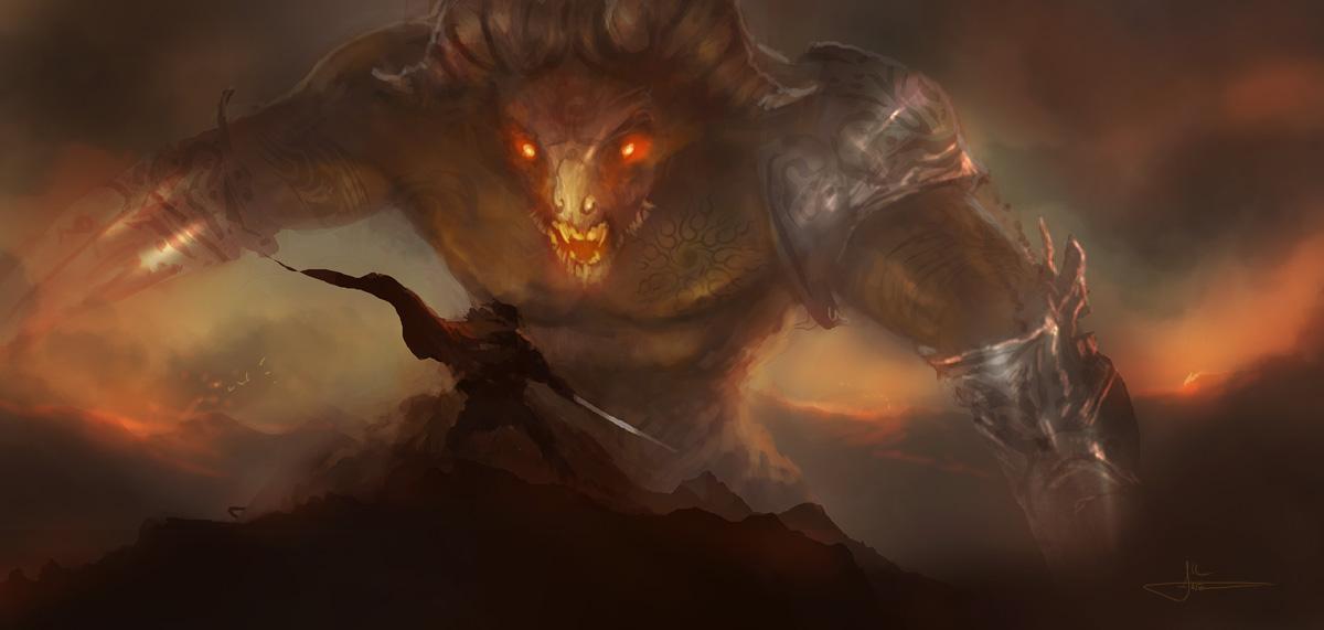 Giant by erenarik