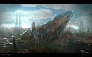 Ancient wreckage by erenarik