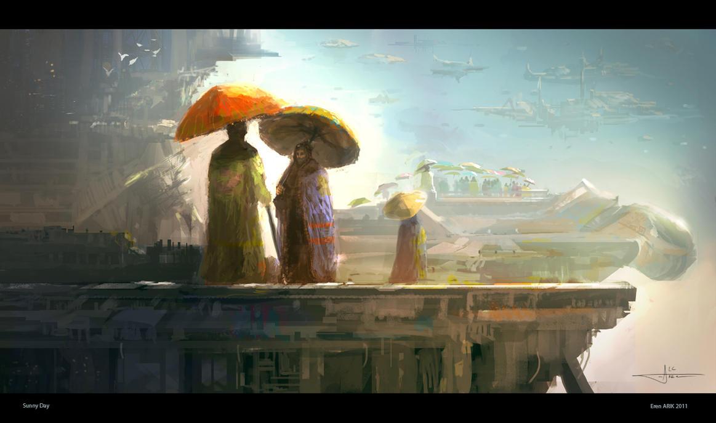 Sunnyday by erenarik
