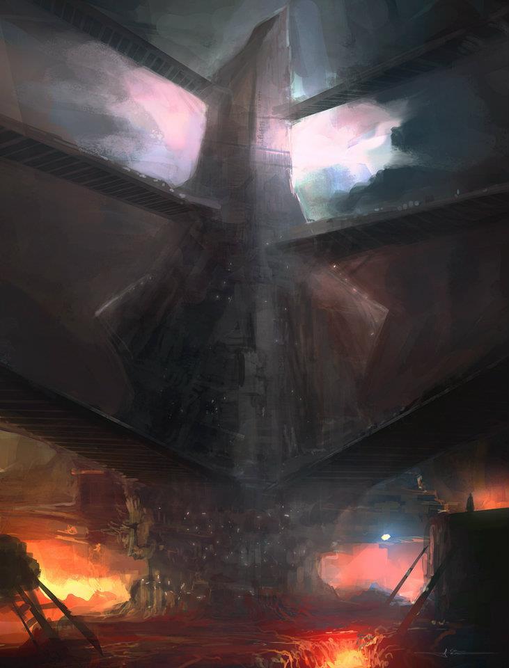 Arc Speedpainting by erenarik