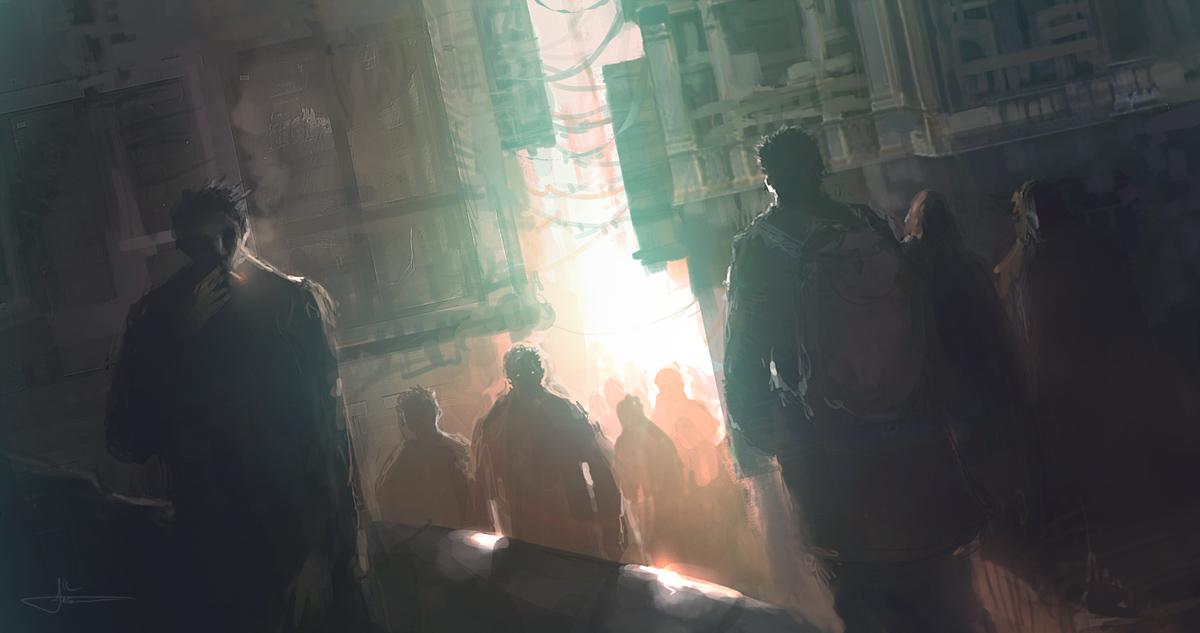 Street by erenarik