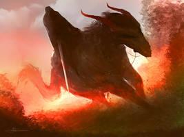 Rider by erenarik