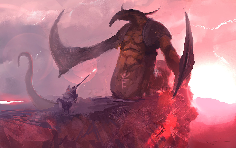 Battle by erenarik