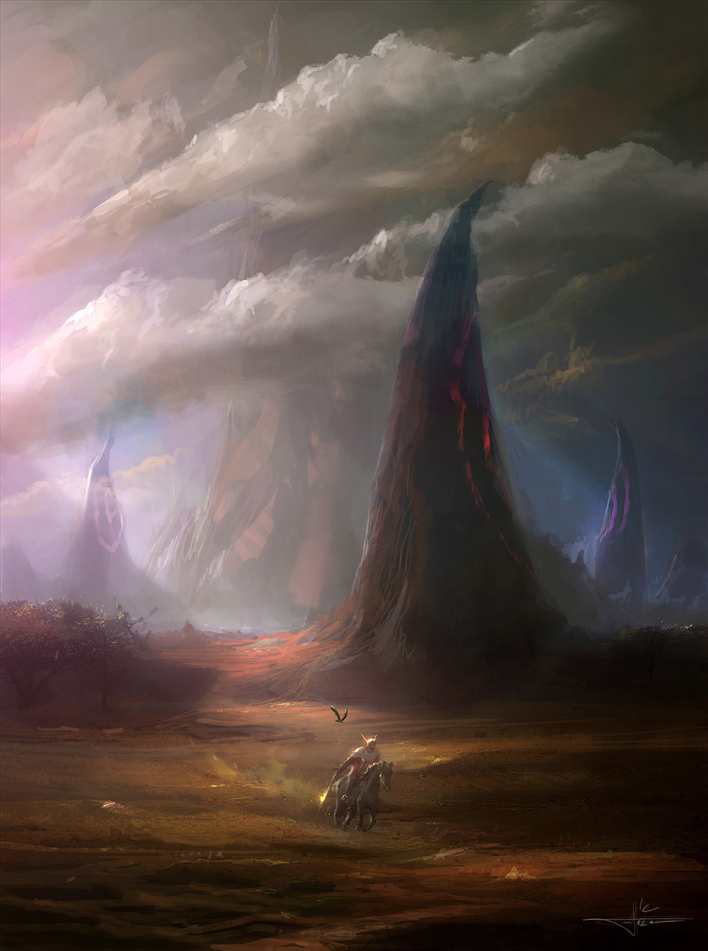 RidingAlone 2 by erenarik