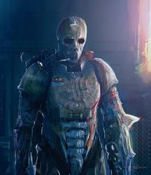 Sybot 2032 by erenarik