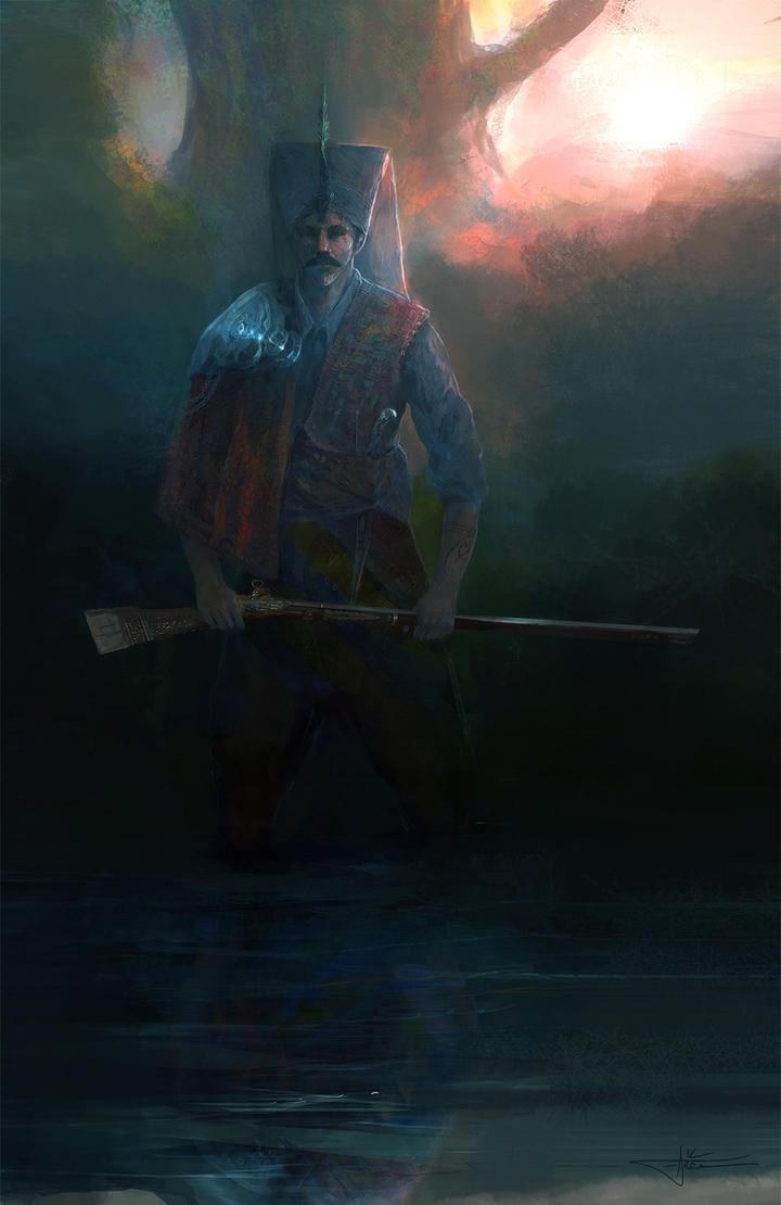 Janissary 2 by erenarik