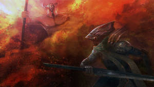 Fire Lord by erenarik
