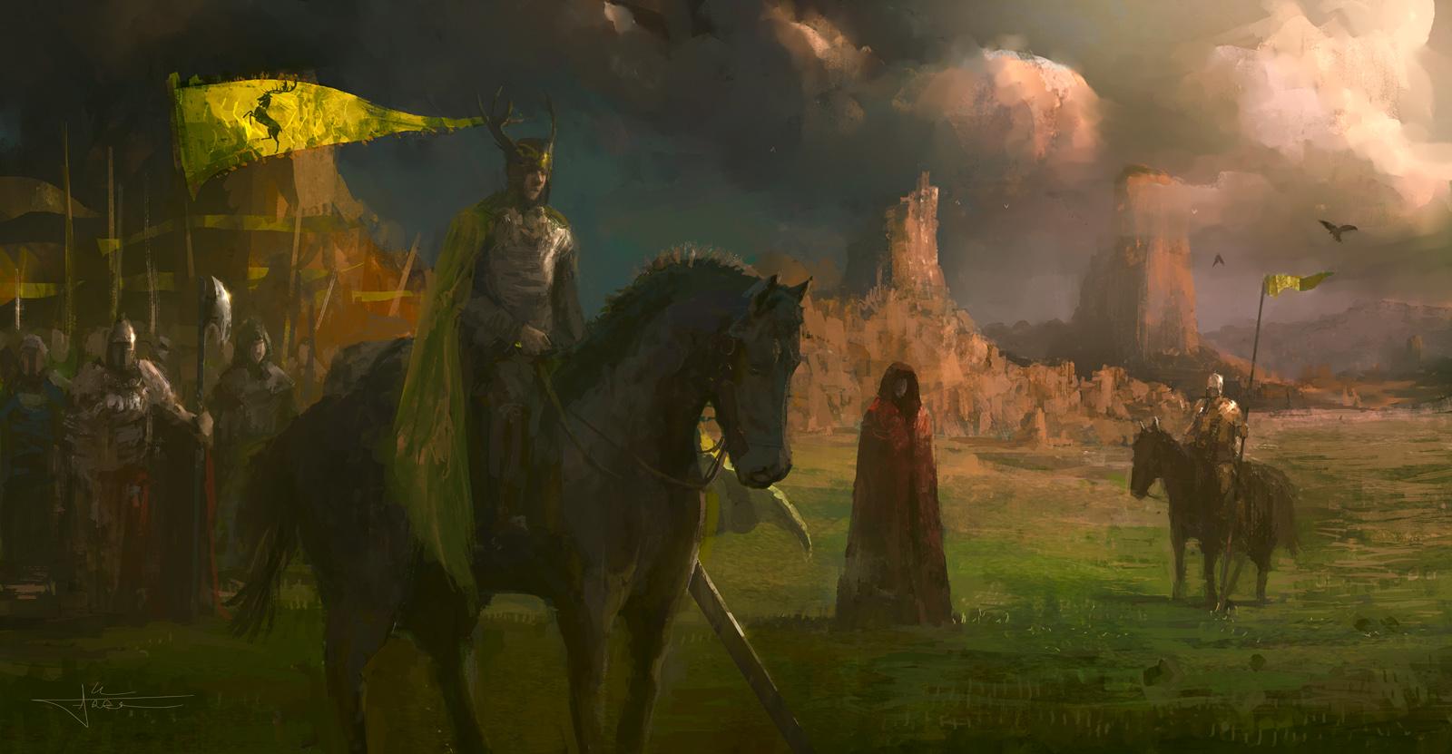 Stannis Baratheon by erenarik