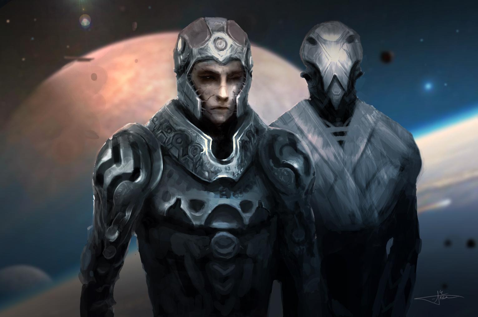 Lieutenant by erenarik