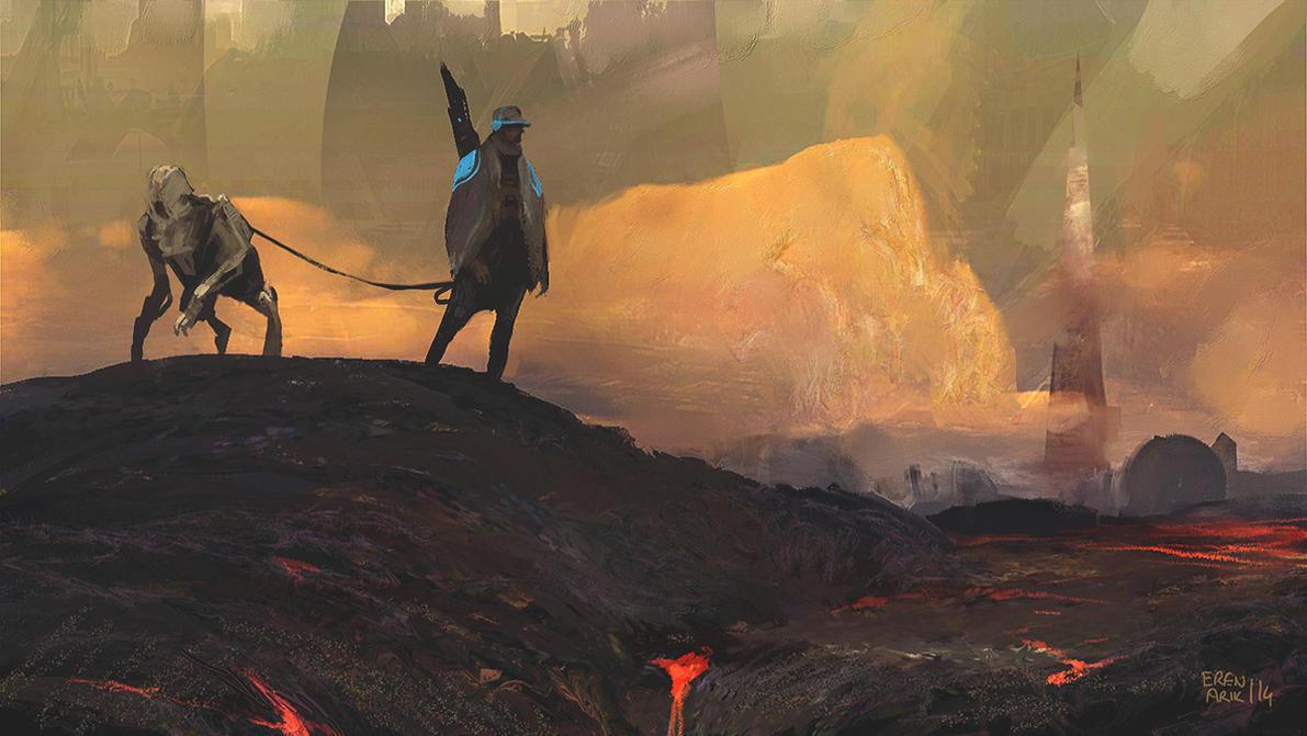 Hunter by erenarik