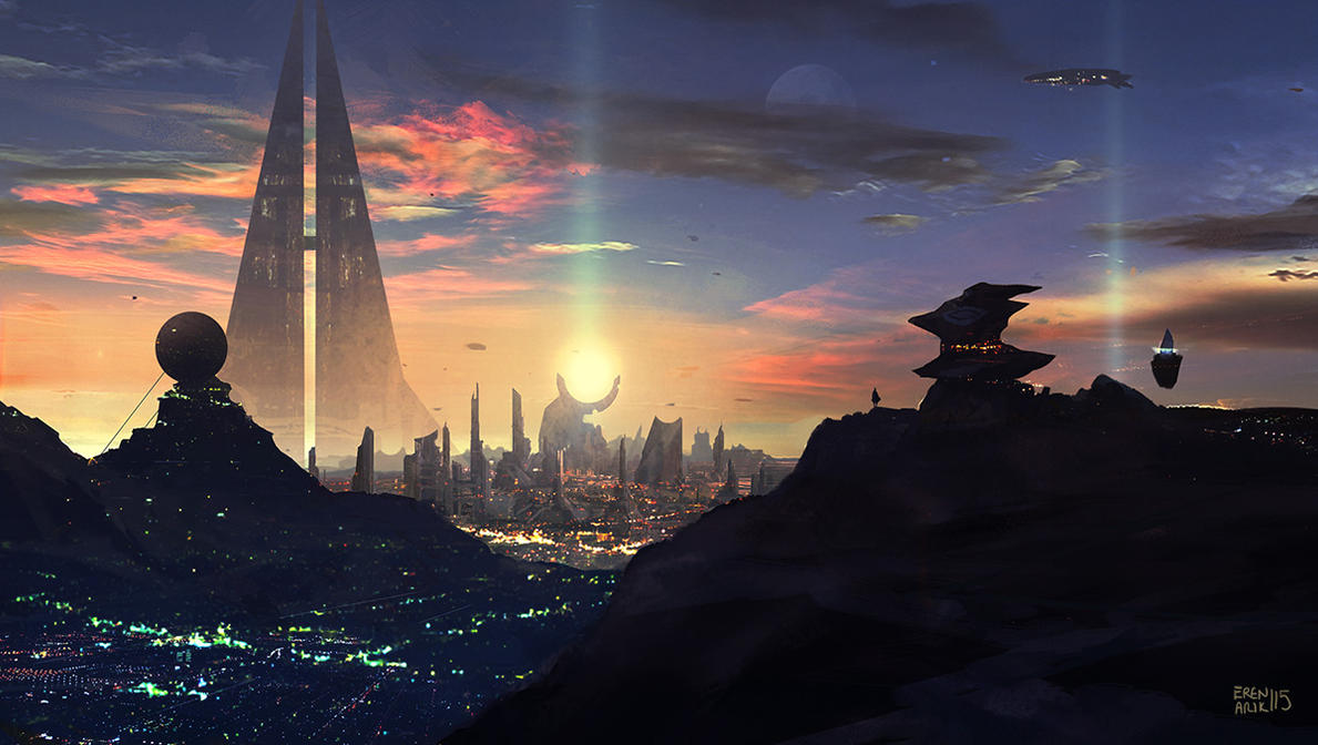 Our new world by erenarik