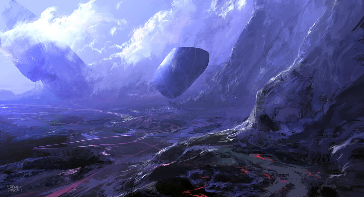 Pale Realm by erenarik