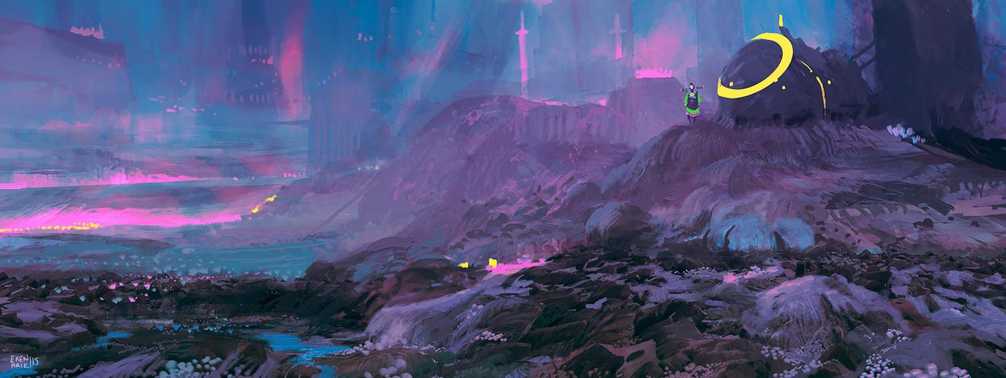 Kepler 9d by erenarik