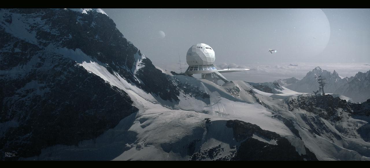 Matte Dome by erenarik