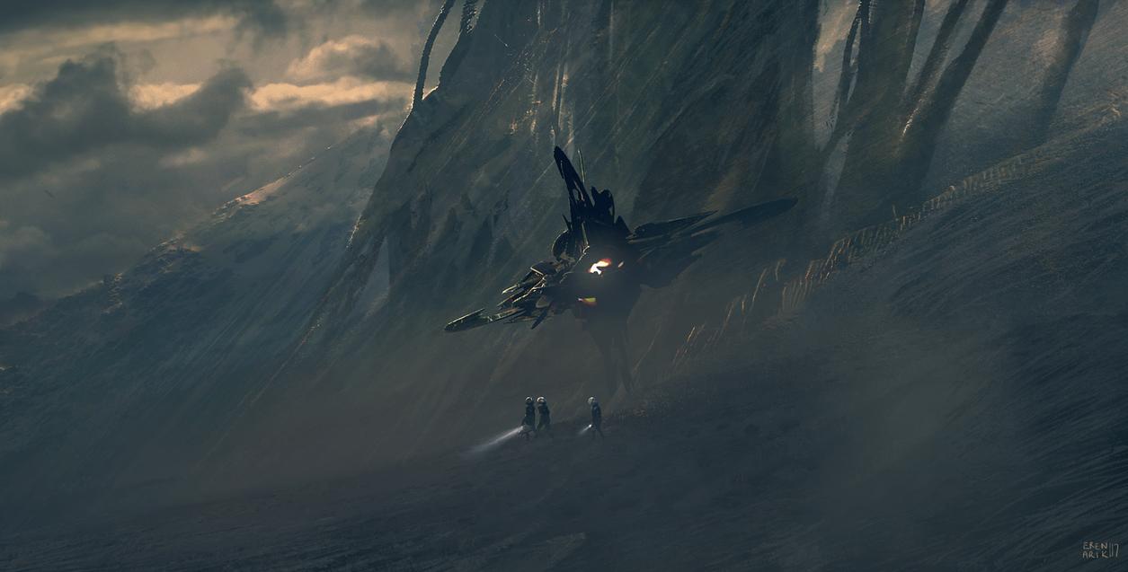 Expedition by erenarik