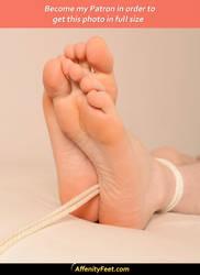 Ticklish Bondage by Affenity