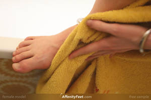 Affenithumb - Drying Foot Care