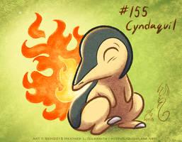 #155 - Cyndaquil