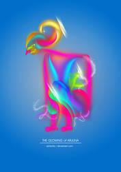 The Glowing of Arjuna by spheriks