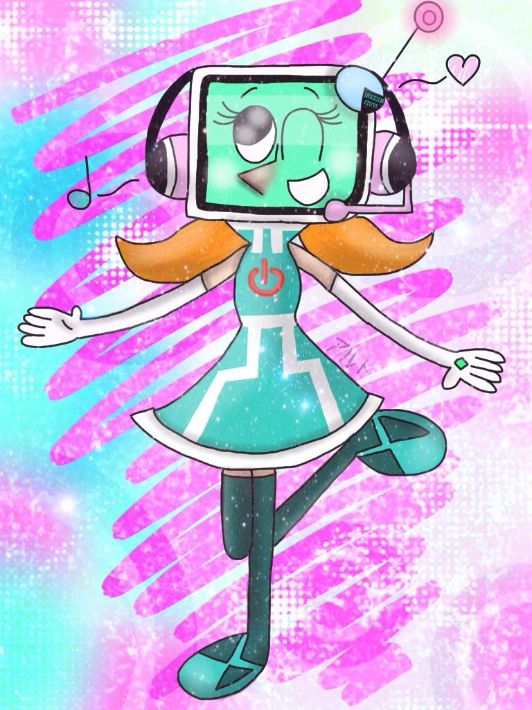 Robo Cutie Beauty [Pop'n Music] by the01angel