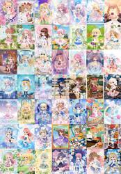 My DreamSelfy Collection, PART 5 ALREADY?! by JennALT-01angel