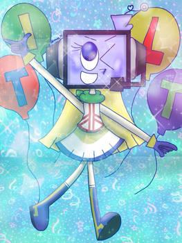 Happy Birthday Tilt! [AquesTone OC]