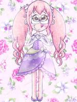 Pop Princess Kotoka [IdolMaster] by JennALT-01angel