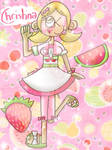 Fruity cutie Christina [JaNEWary]