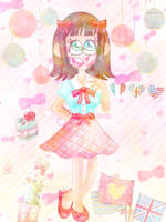 Smells like springtime [IdolMaster] by JennALT-01angel