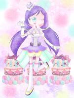 Sweet birthday wish [Love Live] by JennALT-01angel