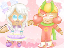 Cookie Fun [BanG Dream/Cookie Run]