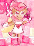 Pink chocolate [Cookie Run]