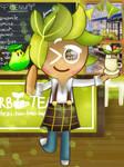 Herb Tea Barista [Cookie Run]