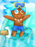 Soda Surfer [Cookie Run] by JennALT-01angel