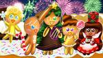 Cookie Day Celebration [Cookie Run]