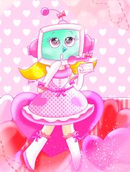 Valentine's Mode [Pop'n Music] by JennALT-01angel