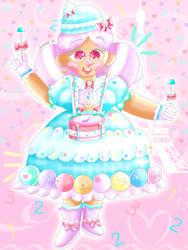 Marching Princess [Cookie Run] by JennALT-01angel