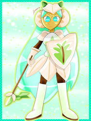Protector of purity [Cookie Run] by JennALT-01angel