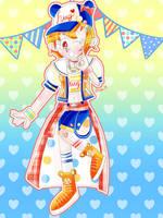 Colorful Smile [BanG Dream] by JennALT-01angel