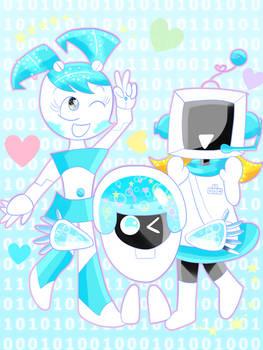 My Favorite Robots [CROSSOVER]