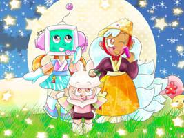 Birthday Moon Festival [CROSSOVER]