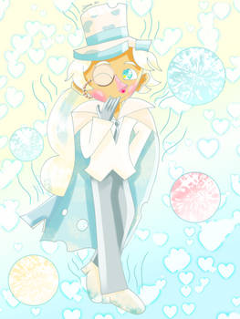 Your heart shines like a jewel [Cookie Run]