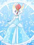 Pokemon drawing series 1-Cinderella Cinderace