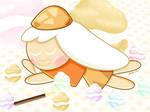 Cream Puff's nap [Cookie Run]