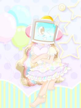 Dreamy Pastel Love [My OC]