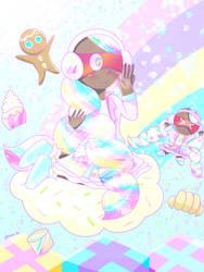 Dreamy Lovely DJ [Cookie Run]