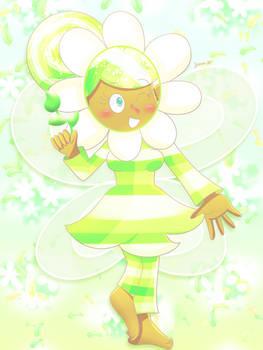 Happy Flower Fairy [Cookie Run]